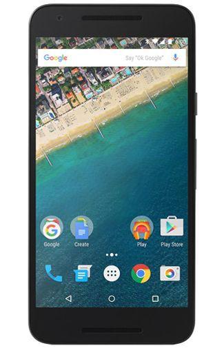 Productafbeelding van de LG Nexus 5X 32GB Black