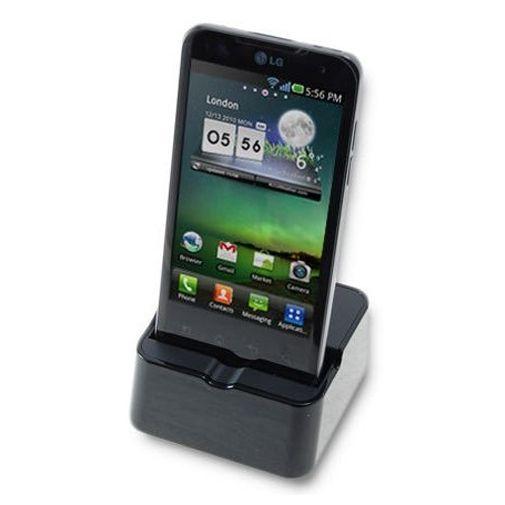 Productafbeelding van de LG Optimus 2x Speed Bureaulader Black
