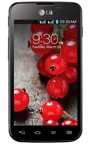 Productafbeelding van de LG E455 Optimus L5 II Dual Sim Black