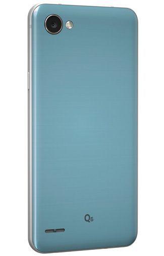 Productafbeelding van de LG Q6 Dual Sim Platinum