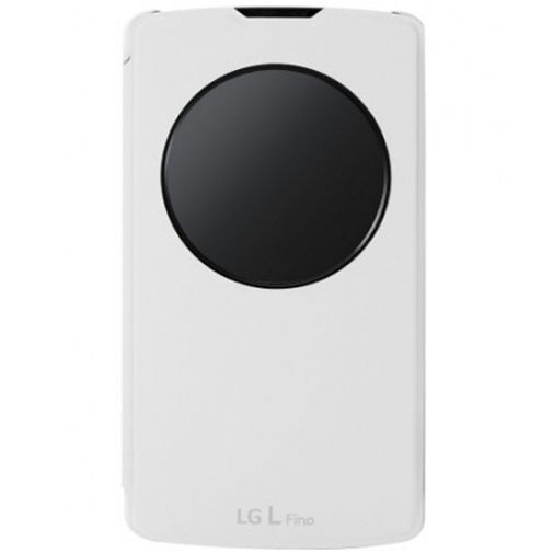 Productafbeelding van de LG Quick Circle Case White L Fino