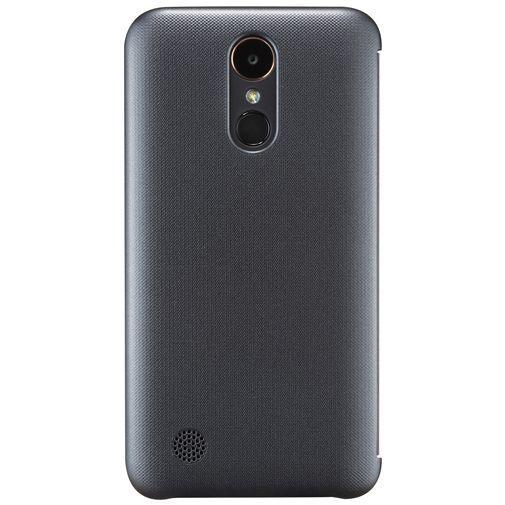 Productafbeelding van de LG Quick Cover Black K10 (2017)