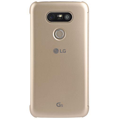 Productafbeelding van de LG Quick Cover Gold LG G5 (SE)