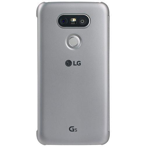 Productafbeelding van de LG Quick Cover Silver LG G5 (SE)