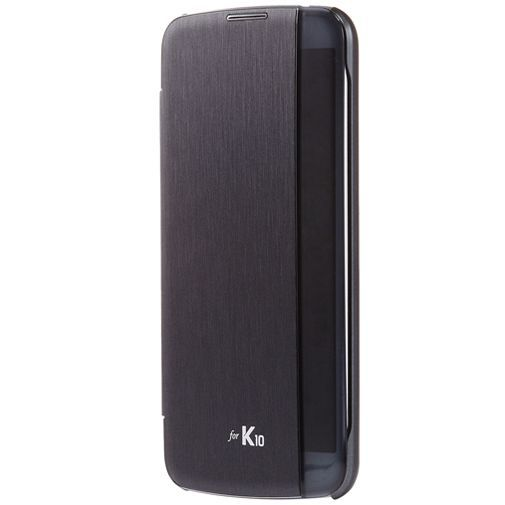 Productafbeelding van de LG Quick Glance Case Black LG K10