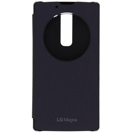 Productafbeelding van de LG Quick Window Cover Black LG Magna