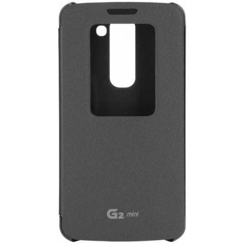 Productafbeelding van de LG Quick Window Flip Cover LG G2 Mini Black