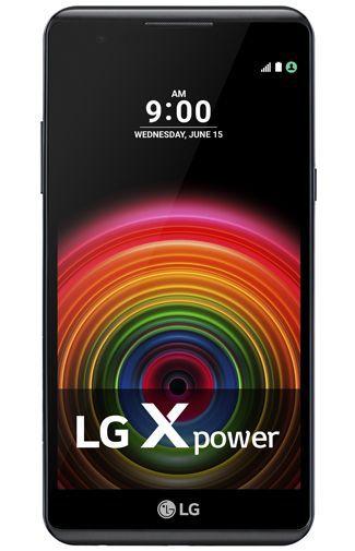 Productafbeelding van de LG X Power Black