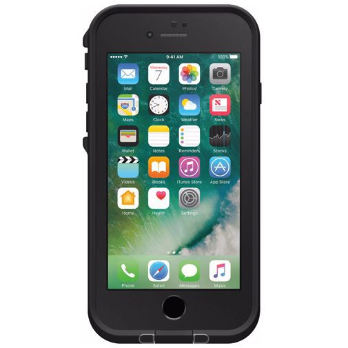 Productafbeelding van de Lifeproof Fre Case Black Apple iPhone 7/8