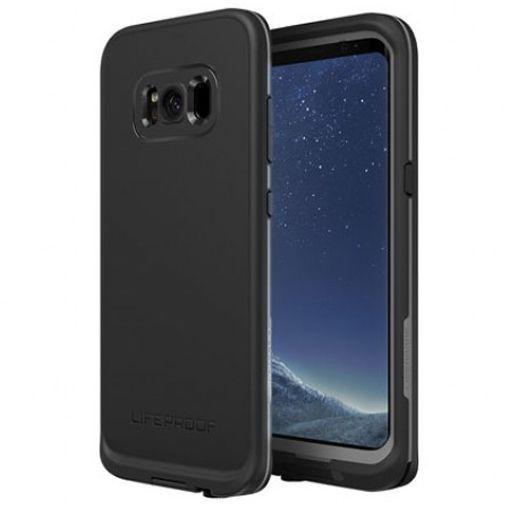 Productafbeelding van de Lifeproof Fre Case Black Samsung Galaxy S8+