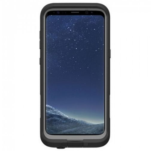 Productafbeelding van de Lifeproof Fre Case Black Samsung Galaxy S8