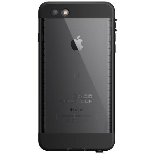 Productafbeelding van de Lifeproof Nuud Case Black Apple iPhone 6 Plus/6S Plus