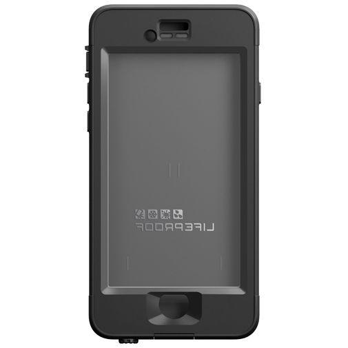 Productafbeelding van de Lifeproof Nuud Case Black Apple iPhone 6/6S