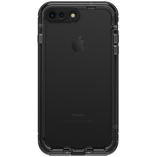 Productafbeelding van de Lifeproof Nuud Case Black Apple iPhone 7 Plus/8 Plus