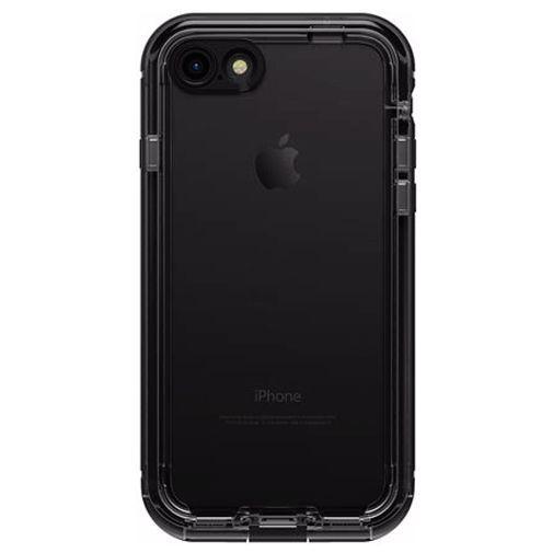 Productafbeelding van de Lifeproof Nuud Case Black Apple iPhone 7/8