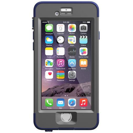 Productafbeelding van de Lifeproof Nuud Case Blue Apple iPhone 6/6S