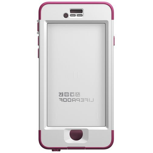 Productafbeelding van de Lifeproof Nuud Case Pink Apple iPhone 6/6S
