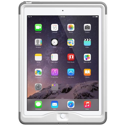 Lifeproof Nuud Case White Apple iPad Air 2