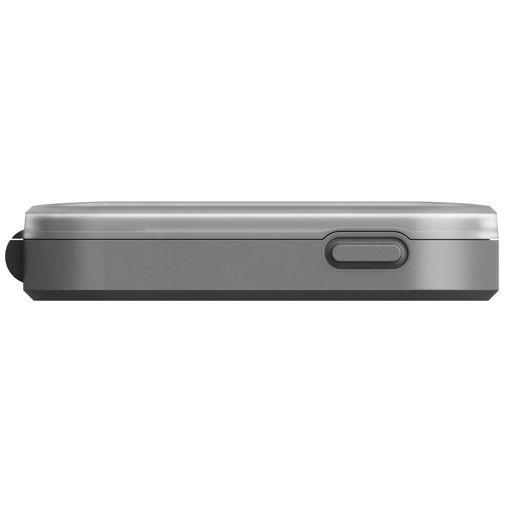Productafbeelding van de Lifeproof Nuud Case White Clear Apple iPhone 5/5S/SE