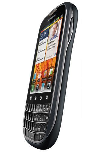 Productafbeelding van de Motorola Pro+ Black - EU