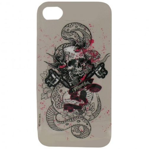 Productafbeelding van de Miami Ink Screenprotector + Snap-on Cover Samsung Galaxy S2