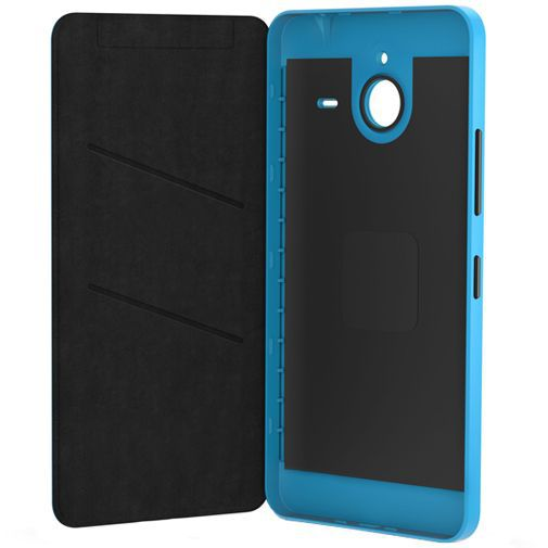 Productafbeelding van de Microsoft Flip Shell Blue Lumia 640 XL 4G