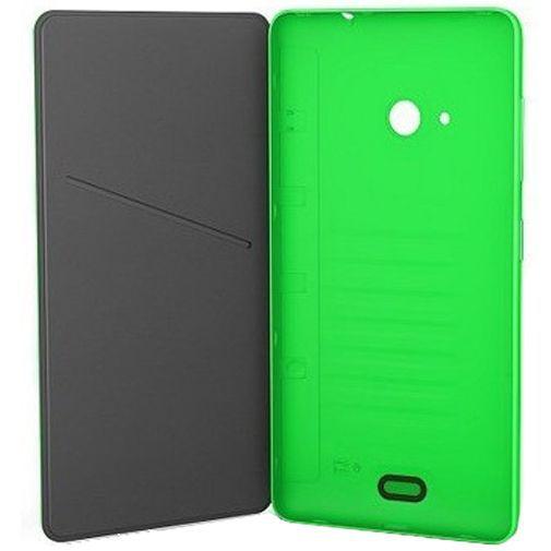 Productafbeelding van de Microsoft Flip Shell Green Lumia 535