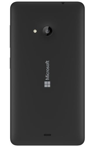 Productafbeelding van de Microsoft Lumia 535 Black