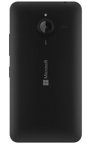 Productafbeelding van de Microsoft Lumia 640 XL 4G Black
