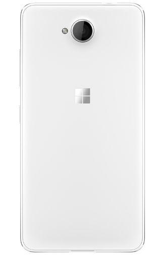 Productafbeelding van de Microsoft Lumia 650 Dual Sim White
