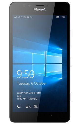 Productafbeelding van de Microsoft Lumia 950 White