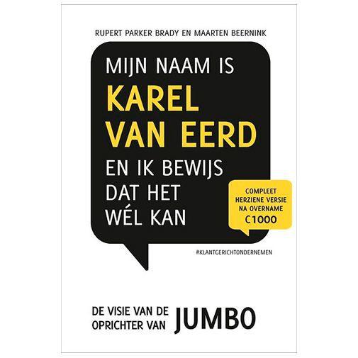 Productafbeelding van de Mijn naam is Karel van Eerd - Rupert Parker Brady & Maarten Beernink