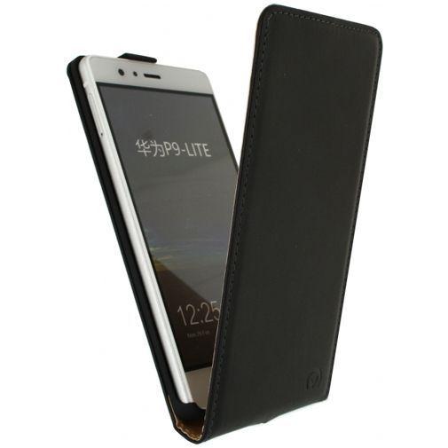 Productafbeelding van de Mobilize Classic Flip Case Black Huawei P9 Lite