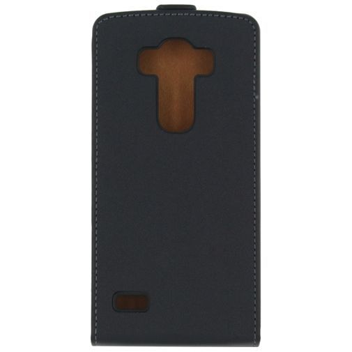 Productafbeelding van de Mobilize Classic Flip Case Black LG G4 S