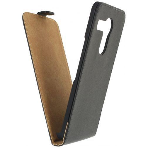 Productafbeelding van de Mobilize Classic Flip Case Black LG Nexus 5X