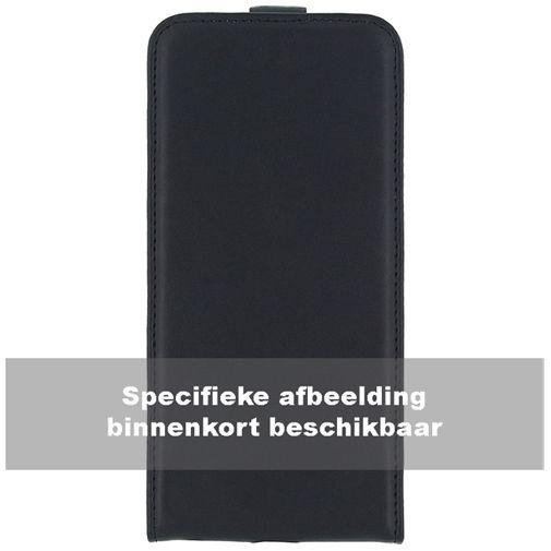 Productafbeelding van de Mobilize Classic Flip Case Black Motorola Moto X Style