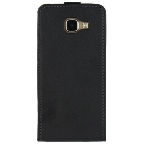 Productafbeelding van de Mobilize Classic Flip Case Black Samsung Galaxy A5 (2016)