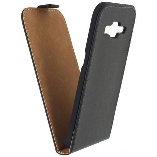 Productafbeelding van de Mobilize Classic Flip Case Black Samsung Galaxy Core Prime (VE)