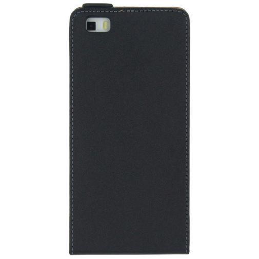 Productafbeelding van de Mobilize Classic Flip Case Black Sony Xperia M4 Aqua