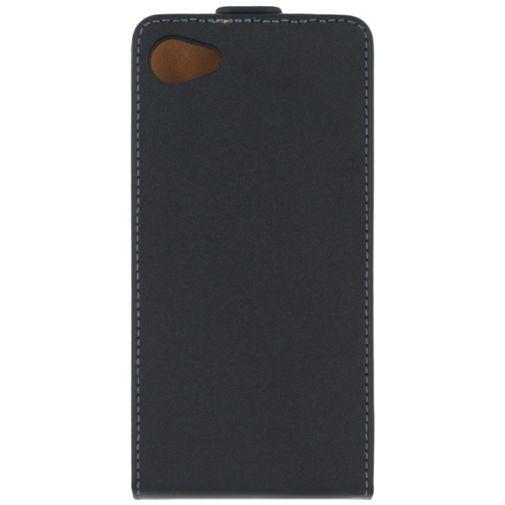 Productafbeelding van de Mobilize Classic Flip Case Black Sony Xperia Z5 Compact