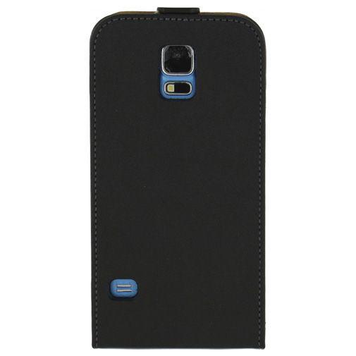 Productafbeelding van de Mobilize Classic Flip Case Samsung Galaxy S5/S5 Plus/S5 Neo Black