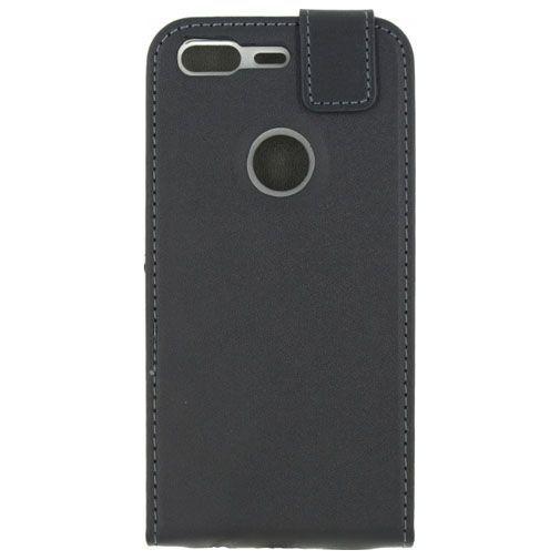 Productafbeelding van de Mobilize Classic Gelly Flip Case Black Google Pixel