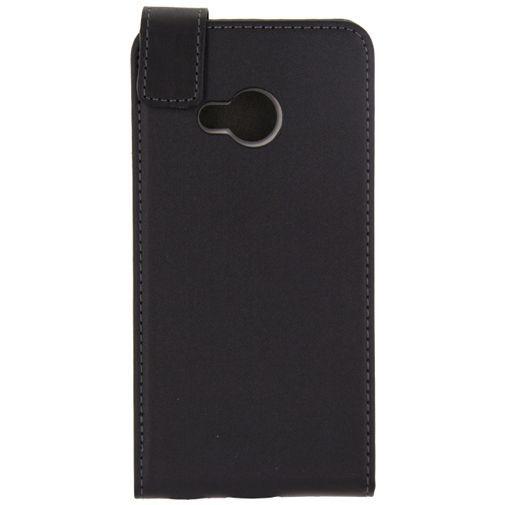 Productafbeelding van de Mobilize Classic Gelly Flip Case Black HTC U Play