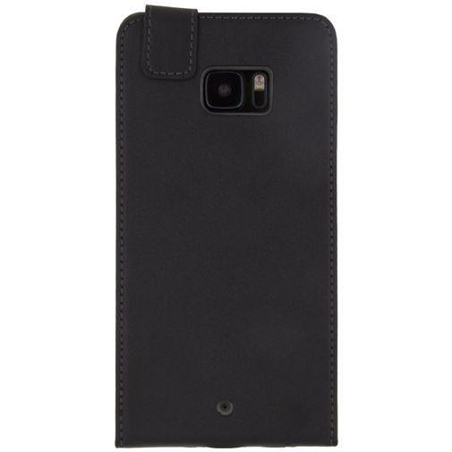Productafbeelding van de Mobilize Classic Gelly Flip Case Black HTC U Ultra