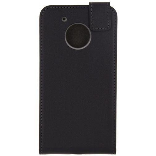 Productafbeelding van de Mobilize Classic Gelly Flip Case Black Motorola Moto G5
