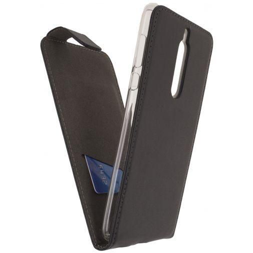 Mobilize Classic Gelly Flip Case Black Nokia 5