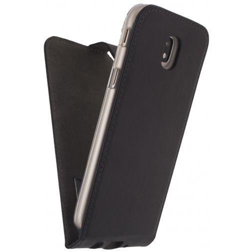 Produktimage des Mobilize Classic Gelly Flip Case Schwarz Samsung Galaxy J5 (2017)