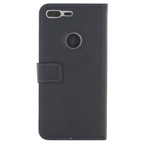 Productafbeelding van de Mobilize Classic Gelly Wallet Book Case Black Google Pixel XL