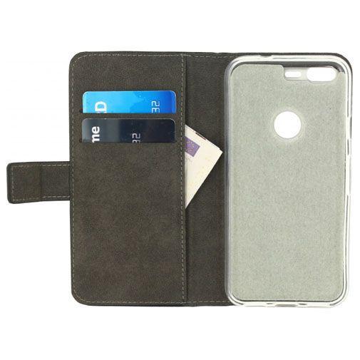 Productafbeelding van de Mobilize Classic Gelly Wallet Book Case Black Google Pixel