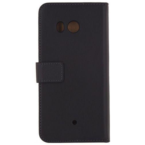 Productafbeelding van de Mobilize Classic Wallet Book Case Black HTC U11